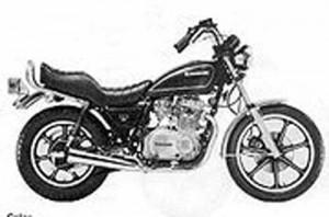 Kawasaki KZ440 Z440 Service Repair Workshop Manual