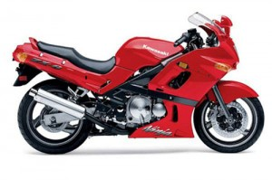 Kawasaki Ninja ZX6 ZZR600 ZX-6 Service Repair Workshop Manual