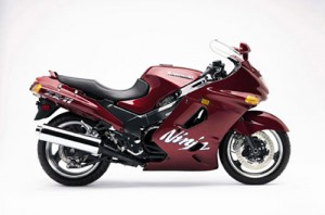 Kawasaki ZX11 ZX1100 ZZR ZZ-R 1100 Service Repair Manual