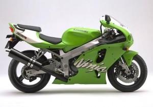 Kawasaki ZX7R ZX7RR ( ZX 7 R R ) 1996 1999 Motorcycle Service Manual ...