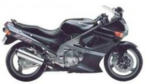 Kawasaki ZZR500 ZZ-R500 ZX500 Service Repair Workshop Manual