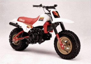 Yamaha Big Wheel 80 BW80 Service Repair Workshop Manual