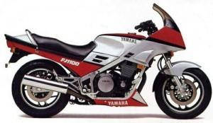 Yamaha FJ1100 FJ 1100 Service Repair Workshop Manual