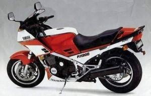 Yamaha FJ1200 FJ 1200 Service Repair Workshop Manual