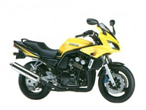 Yamaha FZS600 FZS 600 Fazer Service Repair Workshop Manual