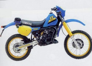 Yamaha IT200 IT 200 Service Repair Workshop Manual