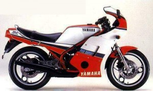 Yamaha RZ350 RZ 350 Service Repair Workshop Manual