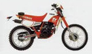 Yamaha TT225 TT 225 Service Repair Workshop Manual