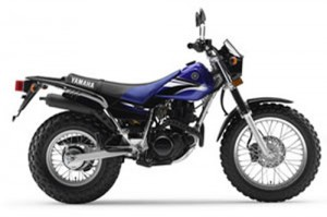 Yamaha TW200 Trailway TW 200 Service Repair Workshop Manual