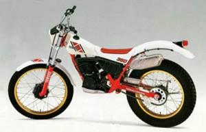 Yamaha TY350 Trials TY 350 Service Repair Workshop Manual