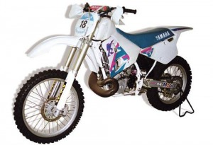 Yamaha WR500 WR500Z WR 500 Service Repair Workshop Manual
