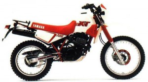 Yamaha XT350 XT 350 Service Repair Workshop Manual