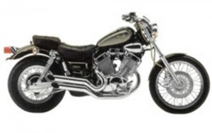 Yamaha XV535 Virago 535 Service Repair Workshop Manual