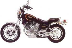 Yamaha XV750 Virago 750 Service Repair Workshop Manual