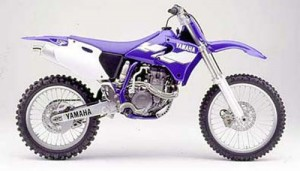 Yamaha YZ400F YZ400 YZ 400 Service Repair Workshop Manual