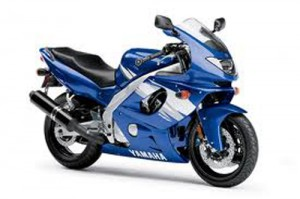 Yamaha YZF600R YZF600 YZF 600 Service Repair Workshop Manual