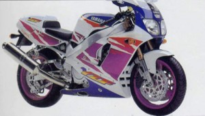 Yamaha YZF750R YZF750SP YZF750 Service Repair Workshop Manual