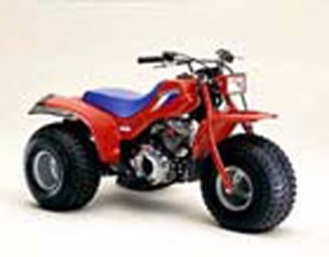 Honda ATC125M ATC 125M 3 Wheeler ATV Service Repair Workshop Manual
