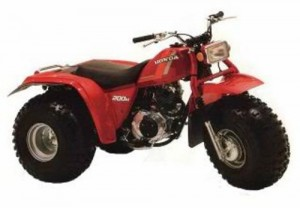 Honda ATC200M ATC 200M 3 Wheeler ATV Service Repair Workshop Manual