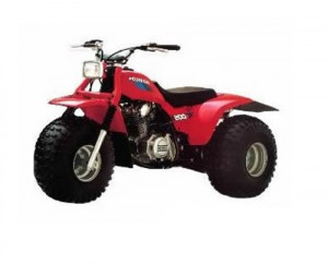 Honda ATC200S ATC 200S 3 Wheeler ATV Service Repair Workshop Manual