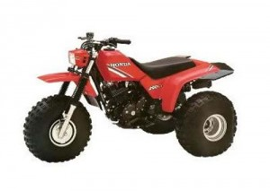 Honda ATC250SX ATC 250SX 3 Wheeler ATV Service Repair Workshop Manual