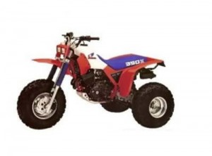 Honda ATC350X ATC 350X 3 Wheeler ATV Service Repair Workshop Manual