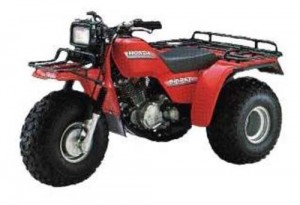 Honda ATC250ES ATC 250ES 250 ES ATV Service Repair Workshop Manual