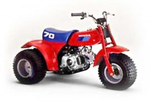 Honda ATC70 ATC 70 3 Wheeler ATV Service Repair Workshop Manual