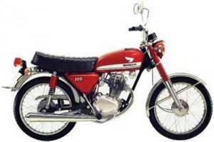 Honda CB100 CB 100 Super Sport Service Repair Workshop Manual