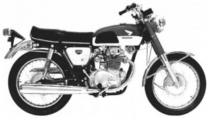 Honda CB350 CB 350 Super Sport Service Repair Workshop Manual