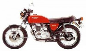 Honda CB400F CB400 Four CB 400F Service Repair Workshop Manual
