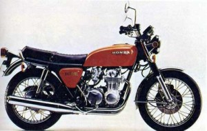 Honda CB550F CB550 CB 550 Four Service Repair Workshop Manual