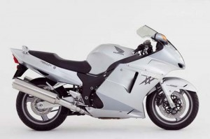 Honda CBR1100xx CBR1100 Blackbird Service Repair Workshop Manual