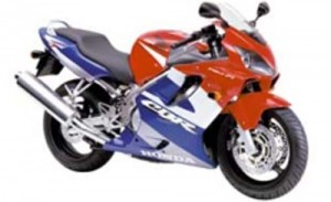 Honda CBR600F2 CBR600 CBR600 F2 600F2 Service Repair Workshop Manual