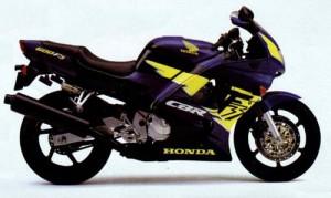 Honda CBR600F3 CBR600 F3 600F3 Service Repair Workshop Manual