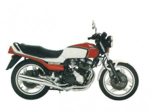 Honda CBX550F CBX550 CBX 550F Service Repair Workshop Manual