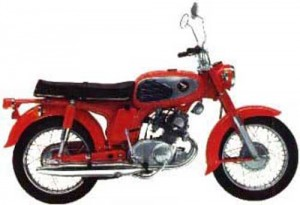 Honda CD125 CD 125 Service Repair Workshop Manual