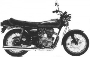 Honda CJ250T CJ250 CJ 250 Service Repair Workshop Manual