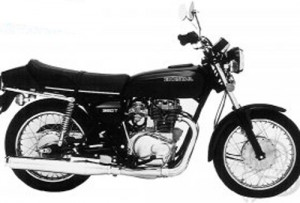 Honda CJ360T CJ360 CJ 360 Service Repair Workshop Manual