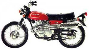 Honda CL175 CL 175 Scrambler Service Repair Workshop Manual