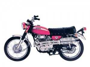 Honda CL350 CL 350 Scrambler Service Repair Workshop Manual
