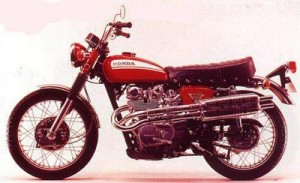 Honda CL450 CL 450 Scrambler Service Repair Workshop Manual
