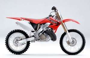 Honda CR250R CR250 CR 250R Service Repair Workshop Manual