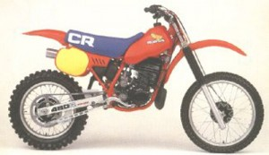 Honda CR480R CR480 CR 480R Service Repair Workshop Manual