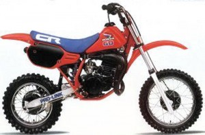 Honda CR60R CR60 CR 60R Service Repair Workshop Manual