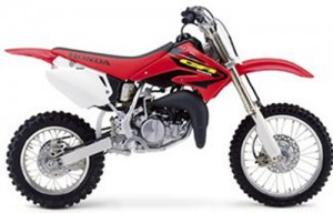 Honda CR85R CR85RB CR85 CR 85 Expert Service Repair Workshop Manual