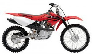 Honda CRF100F CRF100 CRF 100F Service Repair Workshop Manual