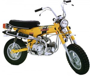Honda ST70 CT70 CT70H Dax Trail 70 Service Repair Workshop Manual