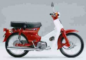 Honda Super Cub 50 C50 C50M S50 C50MK Service Repair Workshop Manual
