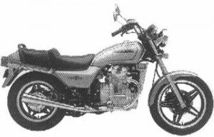 Honda GL500 GL 500 Silver Wing Interstate Service Repair Workshop Manual